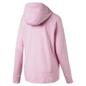 Thumbnail 2 of Yogini Women's Full Zip Jacket, Pale Pink Heather, medium
