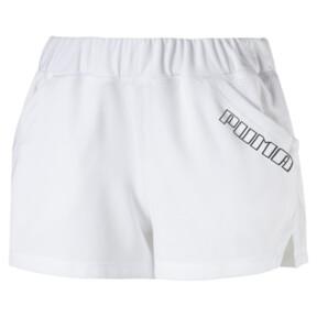 "Thumbnail 1 of Yogini Women's 3"" Shorts, Puma White, medium"