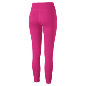 Thumbnail 5 of Pantalon de sport 7/8 Yogini Logo pour femme, Fuchsia Purple Heather, medium
