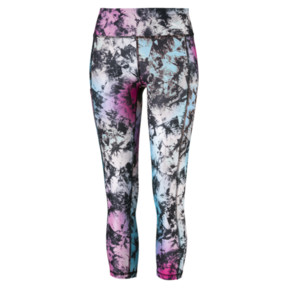 Thumbnail 4 of Stand Out Women's Training Leggings, puma black-Multi color, medium