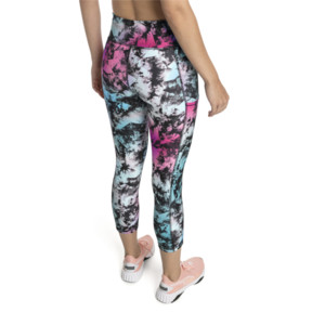 Thumbnail 2 of Stand Out Women's Training Leggings, puma black-Multi color, medium