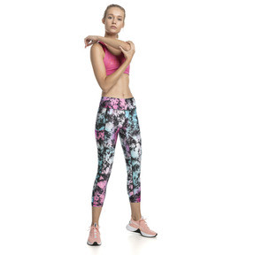 Thumbnail 3 of Stand Out Women's Training Leggings, puma black-Multi color, medium