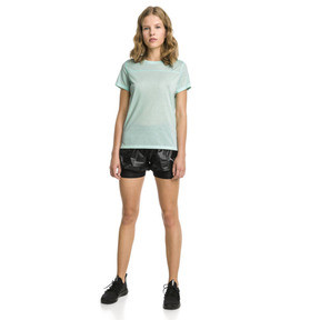 Thumbnail 3 of Short de course Blast tissé 2 en 1 pour femme, Puma Black-metallic, medium