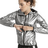 Image PUMA Last Lap Metallic Women's Running Jacket #2