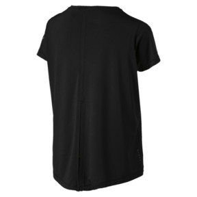 Thumbnail 8 of Ahead Women's Running Tee, Puma Black, medium