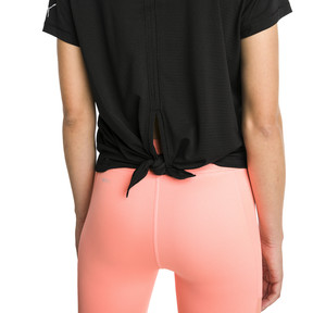 Thumbnail 4 of T-shirt Running Ahead pour femme, Puma Black, medium