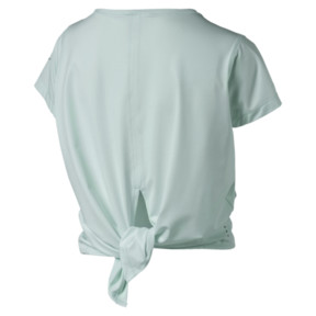 Thumbnail 6 of Ahead Women's Running Tee, Fair Aqua, medium