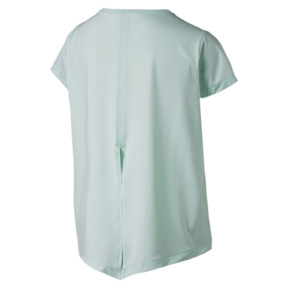 Thumbnail 8 of Ahead Women's Running Tee, Fair Aqua, medium