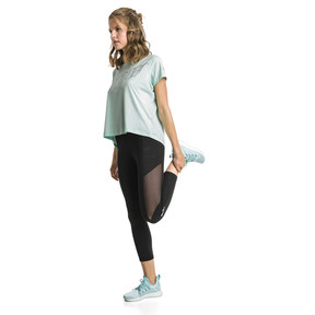 Thumbnail 3 of Ahead Women's Running Tee, Fair Aqua, medium