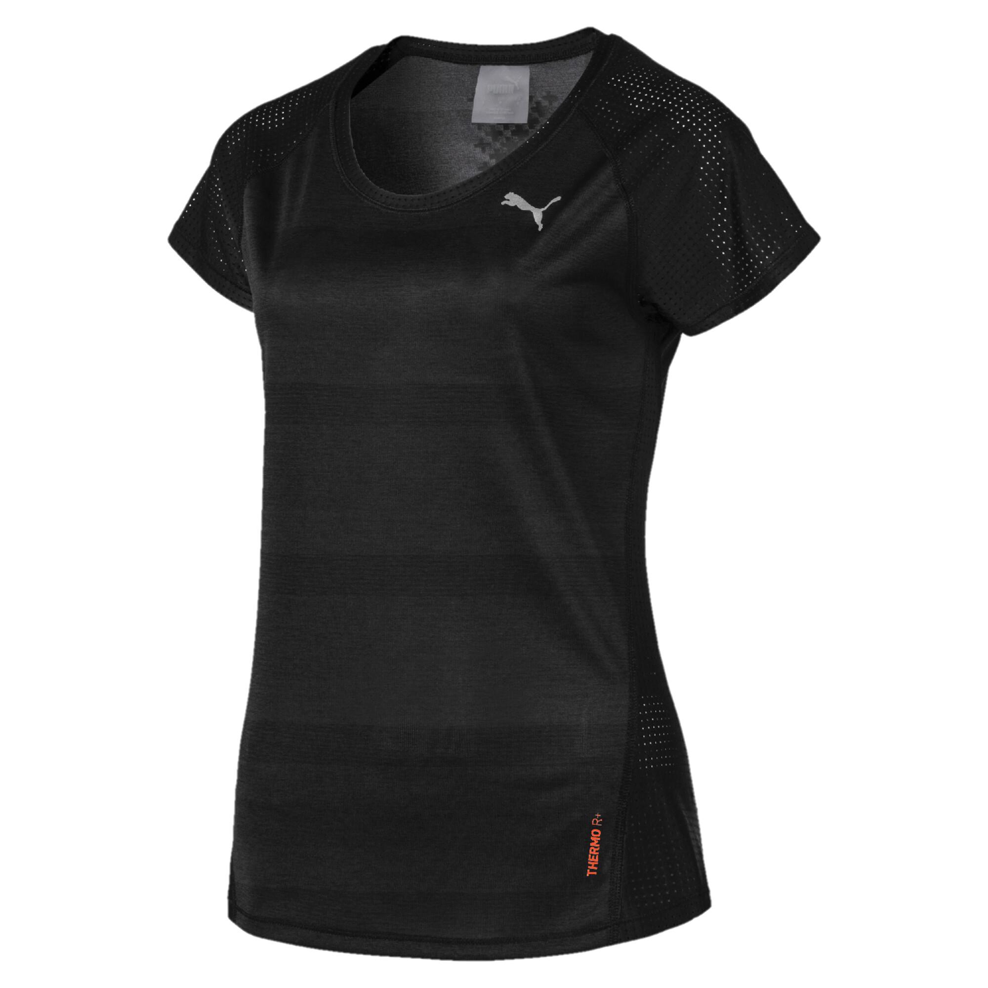 Image Puma Thermo-R+ Short Sleeve Women's Running Tee #3