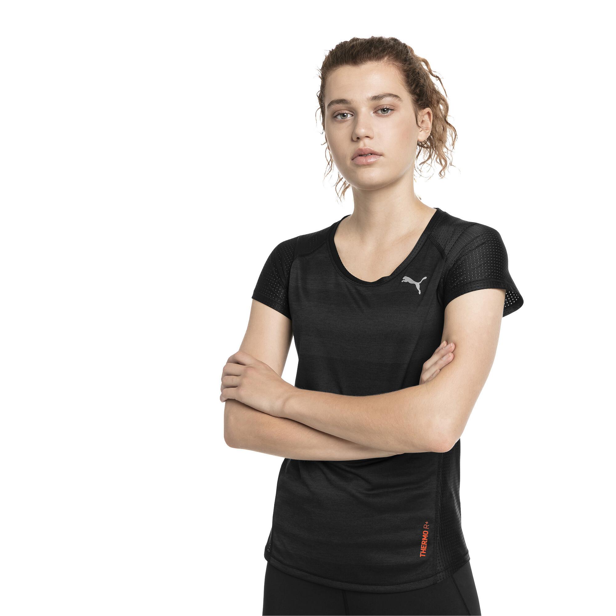 Image Puma Thermo-R+ Short Sleeve Women's Running Tee #1