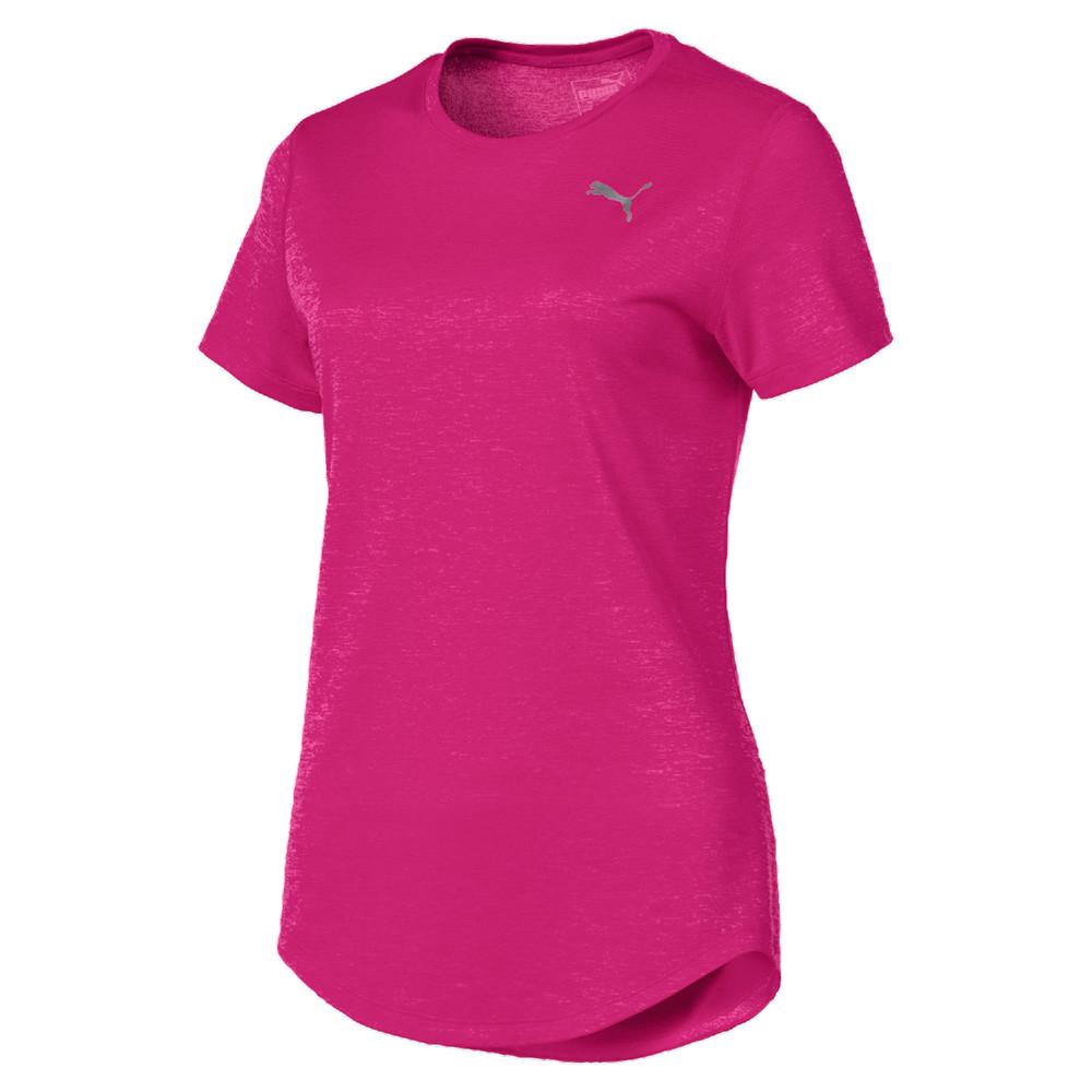 Image Puma Epic Heather Short Sleeve Women's Running Tee #1