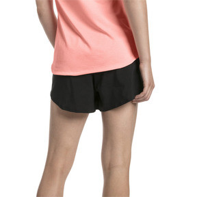 Thumbnail 2 of Keep Up Damen Kurze Shorts, Puma Black, medium