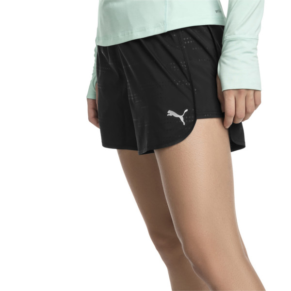 Short Keep Up pour femme, Puma Black, large