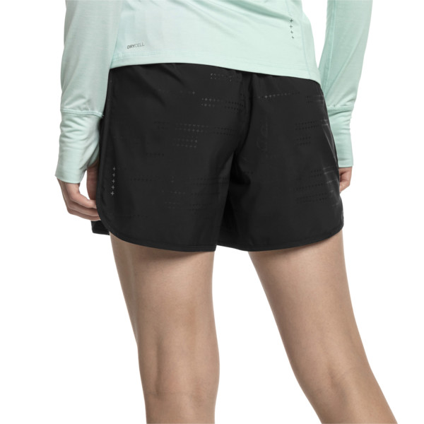 "Keep Up 5"" Women's Shorts, Puma Black, large"