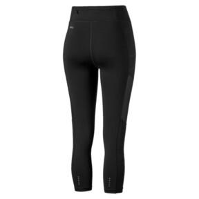 Thumbnail 5 of Pantalon de course IGNITE Graphic 3/4 pour femme, Puma Black, medium