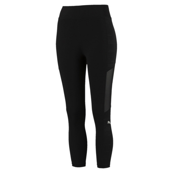 Ignite 3/4 Graphic Women's Tights, Puma Black, large