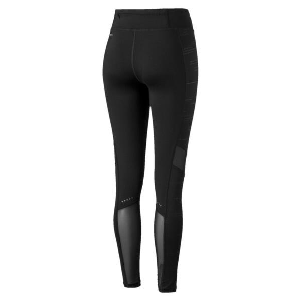 Ignite Women's Running Leggings, Puma Black, large