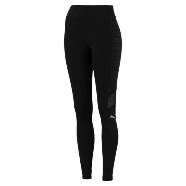 Pantalon de course IGNITE Graphic pour femme, Puma Black, large