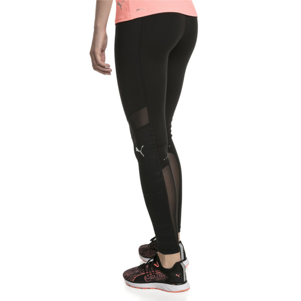 Ignite Women's Running Leggings, Puma Black, large