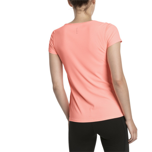 T-Shirt IGNITE Running pour femme, Bright Peach, large