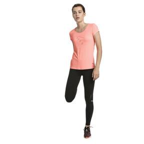 Thumbnail 3 of Ignite Short Sleeve Women's Running Tee, Bright Peach, medium