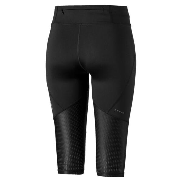 Keep Up Women's Knee Tights, Puma Black, large
