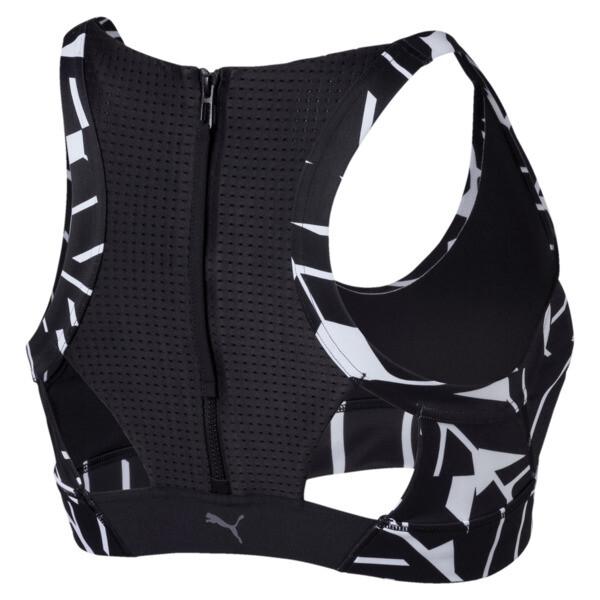 Cosmic TZ Women's Bra Top, Puma Black, large