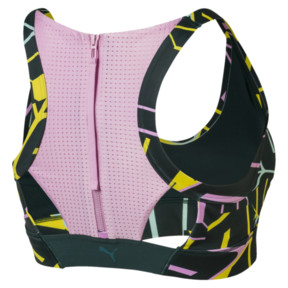 Thumbnail 5 of Cosmic TZ Women's Bra Top, pondpine-PalePink-graphic, medium