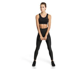 Thumbnail 3 of Damen Nahtloser Medium Support Sport-BH, Puma Black, medium
