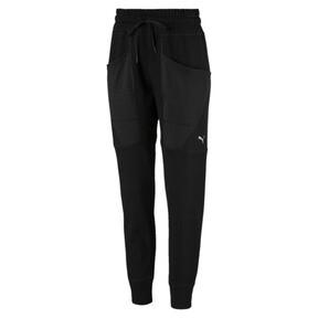 Thumbnail 2 of Yogini Women's 7/8 Pants, Cotton Black, medium