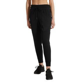 Thumbnail 1 of Yogini Women's 7/8 Pants, Cotton Black, medium