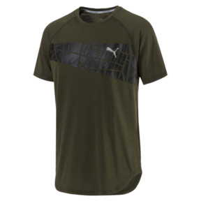 グラフィック トリブレンドTシャツ
