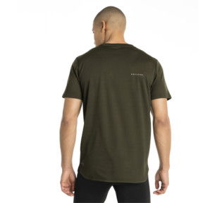 Thumbnail 3 of ラン グラフィック Tシャツ, Forest Night-Puma BlackPrint, medium-JPN
