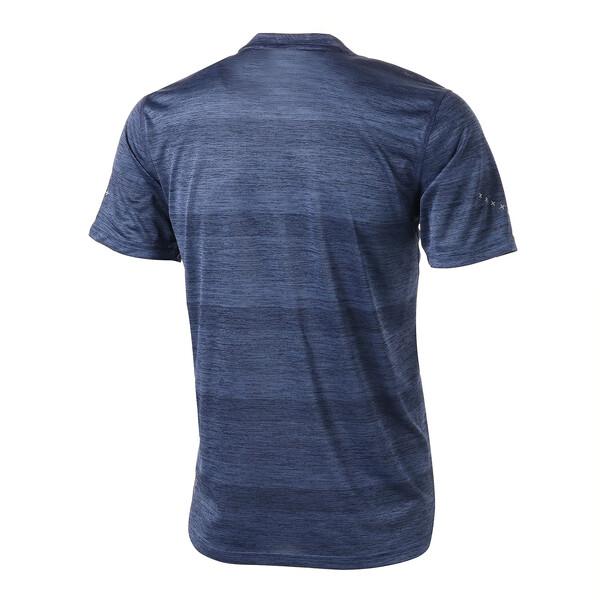 ラン ヘザー Tシャツ, Peacoat Heather, large-JPN