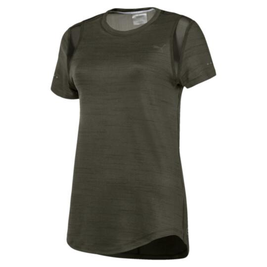 ヘザー SS Tシャツ