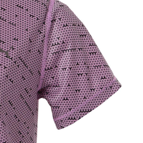 SS グラフィック Tシャツ ウィメンズ, orchid-puma black, large-JPN