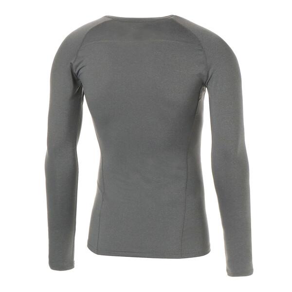 テック ライト LS ヘザー Tシャツ (長袖), Medium Gray Heather, large-JPN