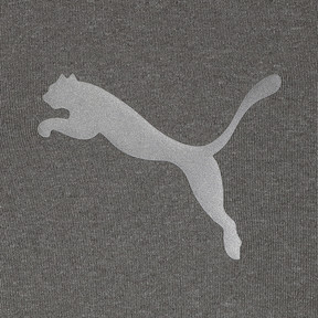 Thumbnail 3 of テック ライト LS ヘザー Tシャツ (長袖), Medium Gray Heather, medium-JPN