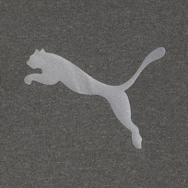 テック ライト LSモックネック ヘザー Tシャツ (長袖), Medium Gray Heather, large-JPN