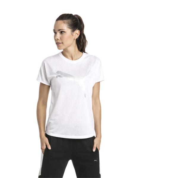 A.C.E. クルーTシャツ, Puma White, large-JPN