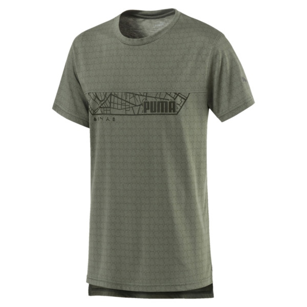 N.R.G. トリブレンド グラフィック Tシャツ, Laurel Wreath, large-JPN