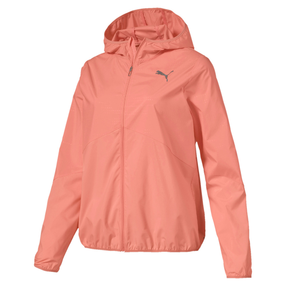 Image Puma Ignite Woven Hooded Women's Running Track Jacket #1