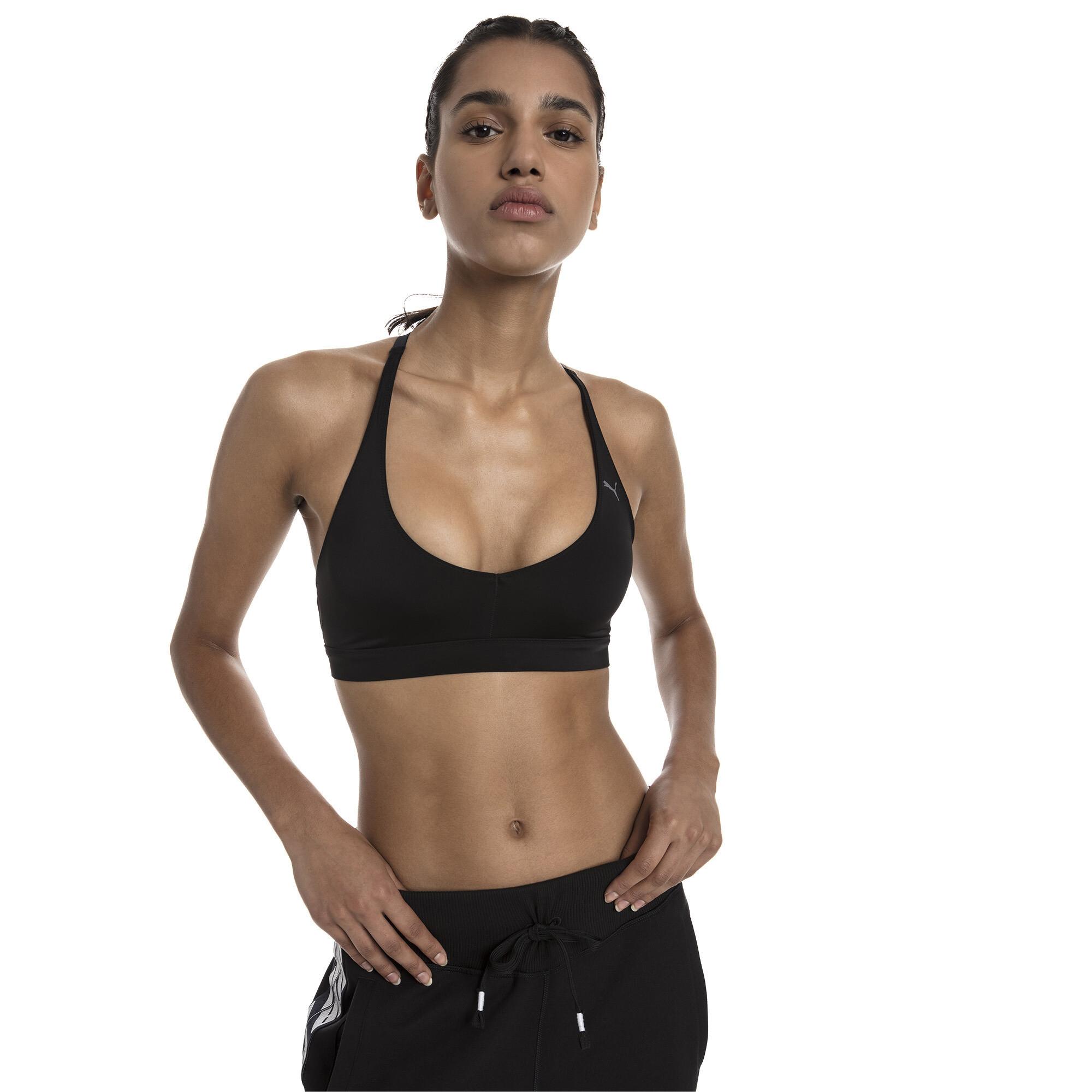 Image Puma SpotLite Women's Low Impact Sports Bra #1