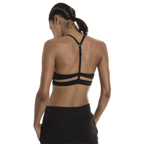 Thumbnail 2 of SpotLite Women's Low Impact Sports Bra, Puma Black, medium
