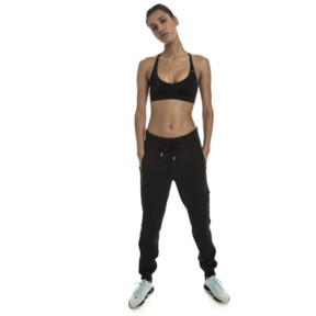 Thumbnail 3 of SpotLite Women's Low Impact Sports Bra, Puma Black, medium