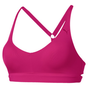 Thumbnail 4 of SpotLite Women's Low Impact Sports Bra, Fuchsia Purple, medium