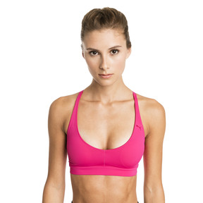 Thumbnail 1 of SpotLite Women's Low Impact Sports Bra, Fuchsia Purple, medium