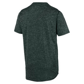 Thumbnail 5 of Ignite Heather Men's Tee, Ponderosa Pine Heather, medium