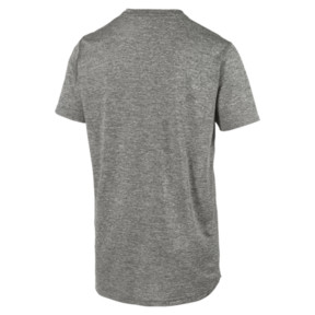 Thumbnail 5 of Ignite Heather Men's Tee, Medium Gray Heather, medium